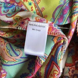 Cupio Skirts - Gorgeous BoHo Maxi Skirt Cupio NWT Sz Large